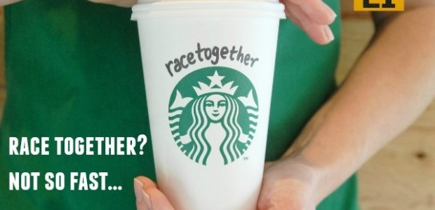 Starbucks Branding Disaster