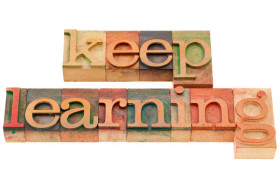 Keep Learning | Angel Howansky